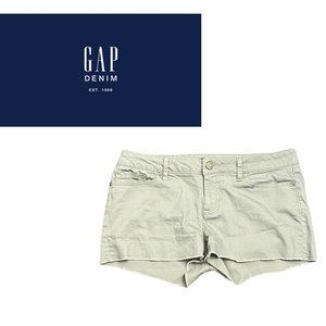GAP Hadley Stretch Denim Shorts - Size 8